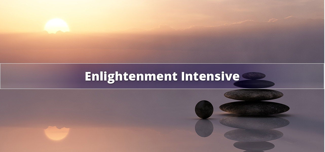 ENLIGHTENMENT INTENSIVE