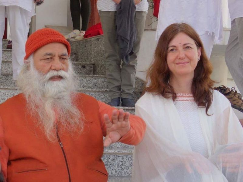 27-28 January Kriya Yoga Initiation weekend  in Gothenburg with Gabriela David